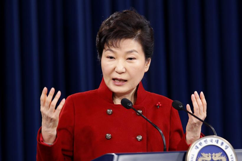 North Korea Park Geun-hye, Seoul sanctions