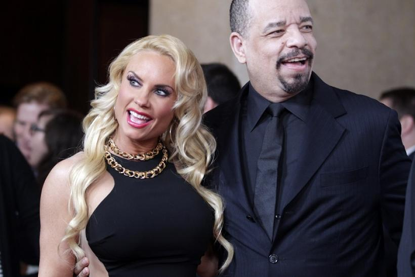 Coco and Ice-T
