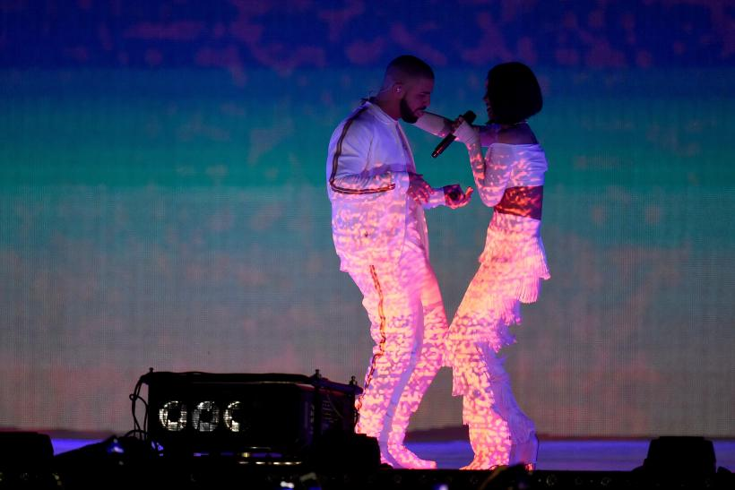 Drake and Rihanna dating again