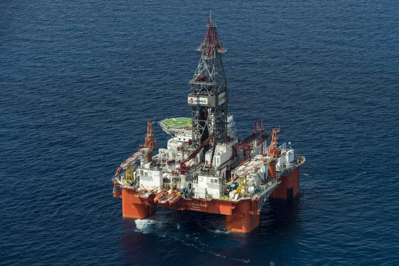 Offshore Oil And Gas