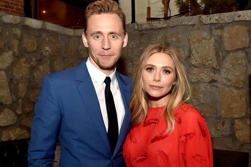 Elizabeth Olsen & Tom Hiddleston