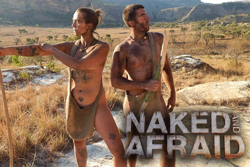 Final, sorry, Women of naked and afraid images remarkable