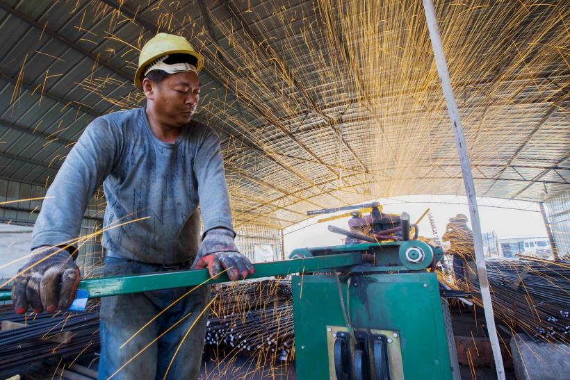 China's Manufacturing Data Above Expectations In March As