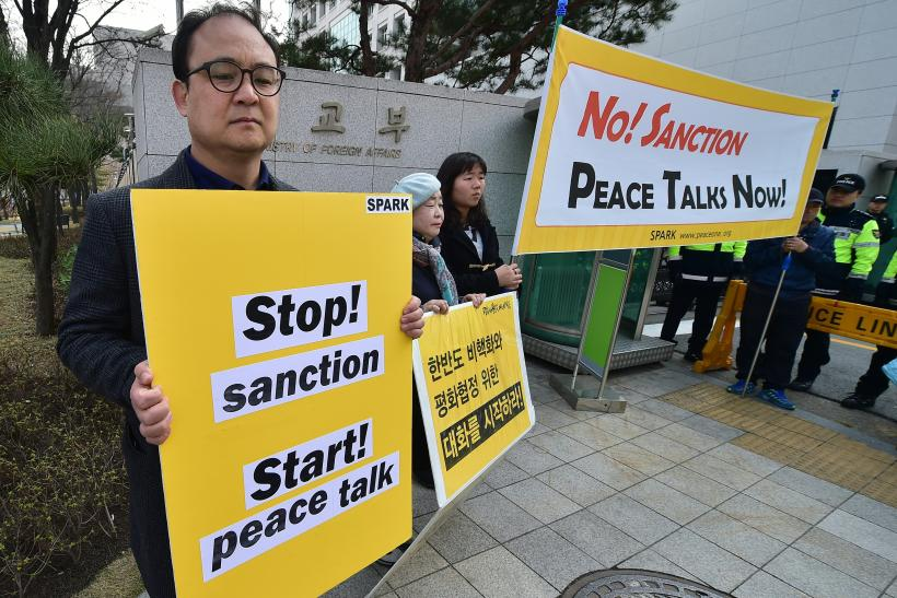 North Korea UN sanctions US Pyongyang, nuclear