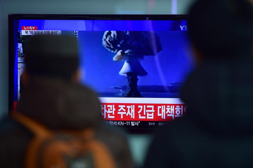 South Korea own nuclear weapons North Korea US