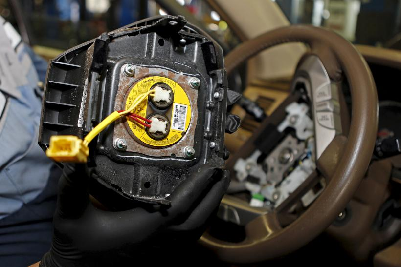 Takata air bag inflator deaths