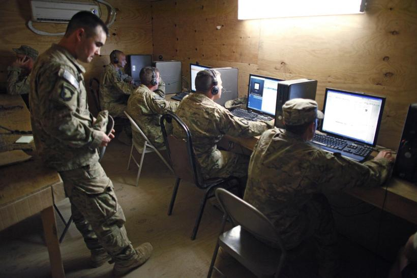 Warfare 2 0: A Day In The Life Of A US Army Cyber Soldier