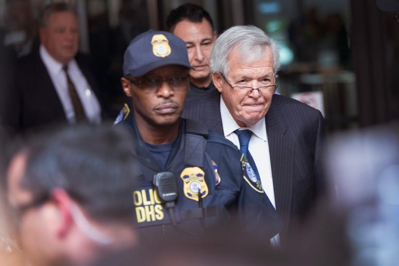 Hastert Hush Money