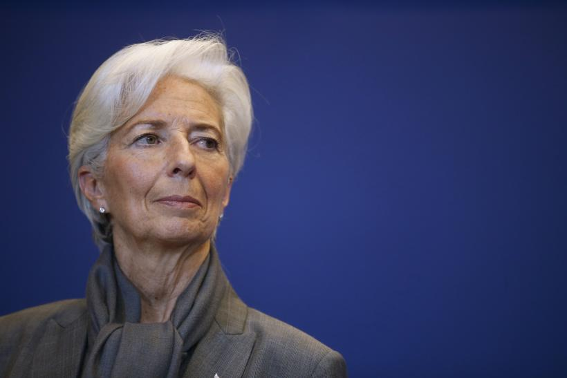 Christine Lagarde March 2016