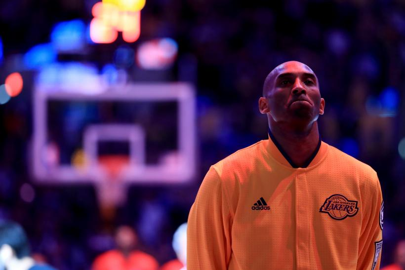 kobe bryant lakers 2016