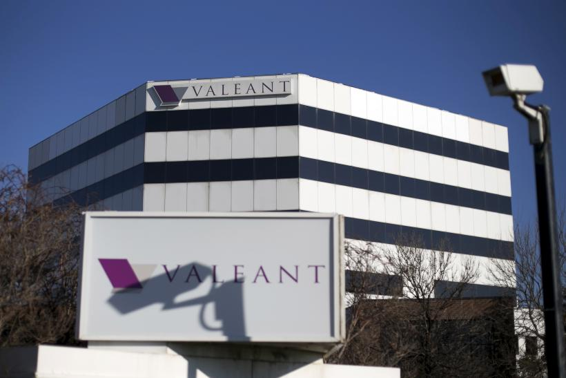 Valeant headquarters