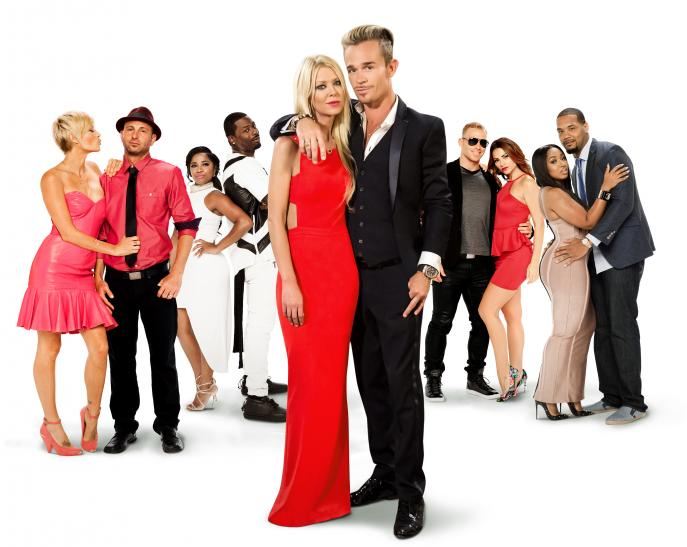 """Marriage Boot Camp: Reality Stars"" 2016 Cast"