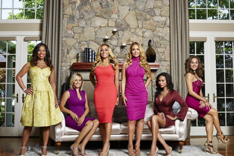 """Real Housewives of Potomac"" Season One Cast"