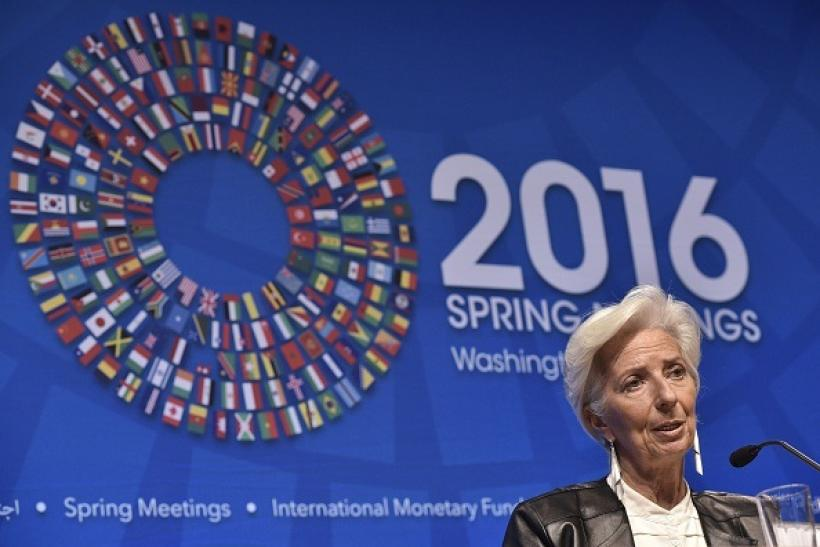 To Spur Global Economy, International Monetary Fund Leaders Urge 'Growth-Friendly' Policies During Tight Times