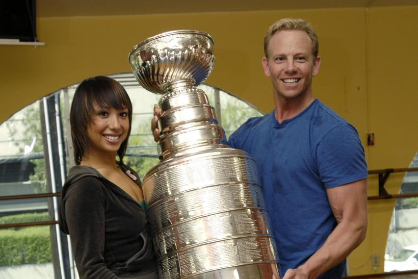 Cheryl Burke Ian Ziering Dancing With the Stars
