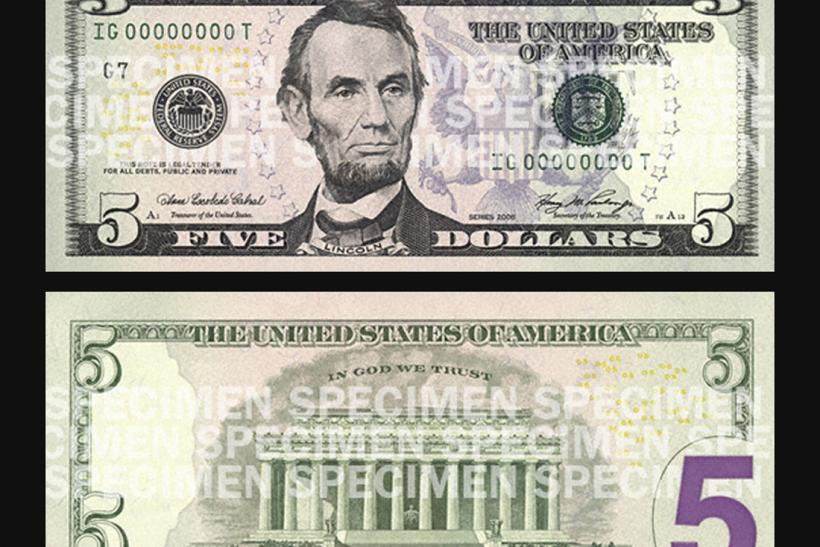 New 5 Bill To Feature Martin Luther King Eleanor Roosevelt Marian Anderson Lincoln Remain On Front