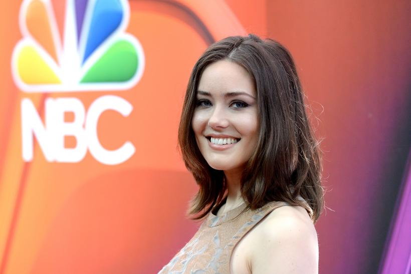 The Blacklist Star Megan Boone Shares First Photo Of Baby