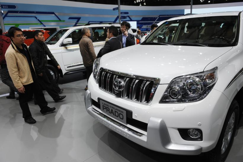Prado Auto Sales >> Auto Sales Chinese And Us Drivers Are Ditching Sedans For
