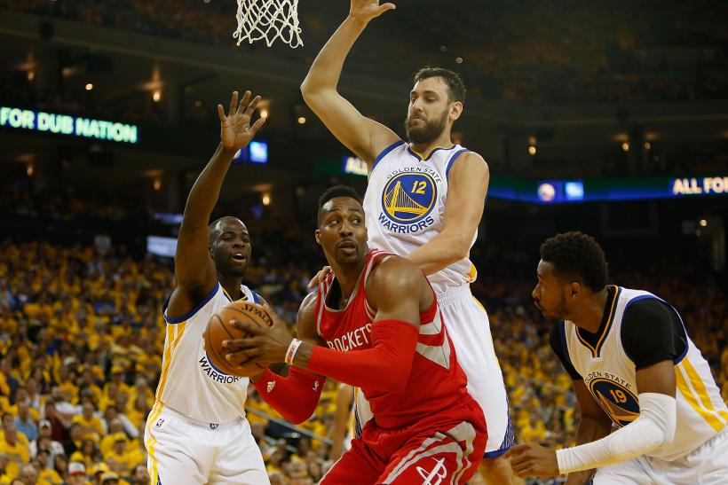 Houston Rockets Warriors