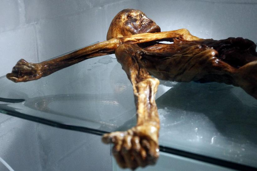 Scientific dating techniques used on otzi the iceman