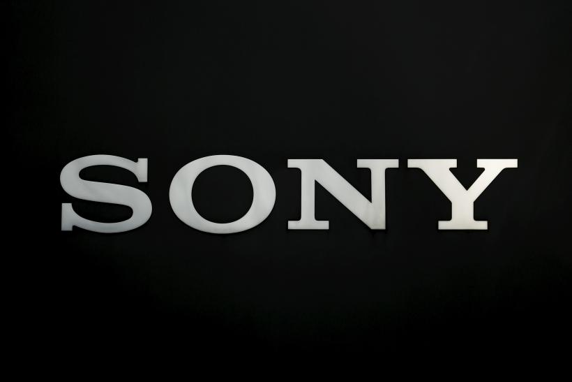 Sony logo Reuters