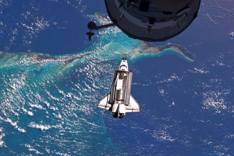 NASA space shuttle Atlantis