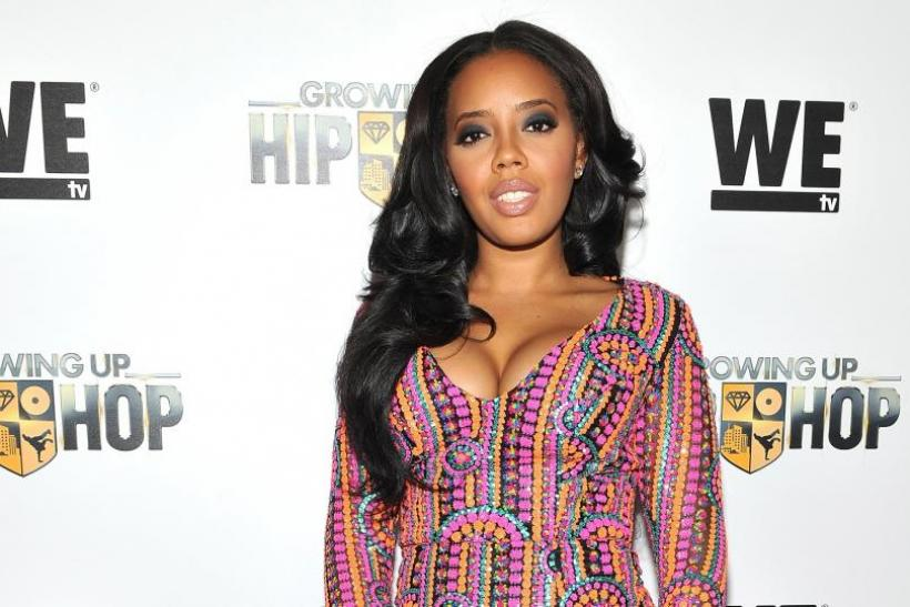 Angela Simmons engaged