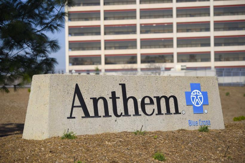 Increased enrollment and higher premiums helped health insurer Anthem's first-quarter earnings beat expectations.