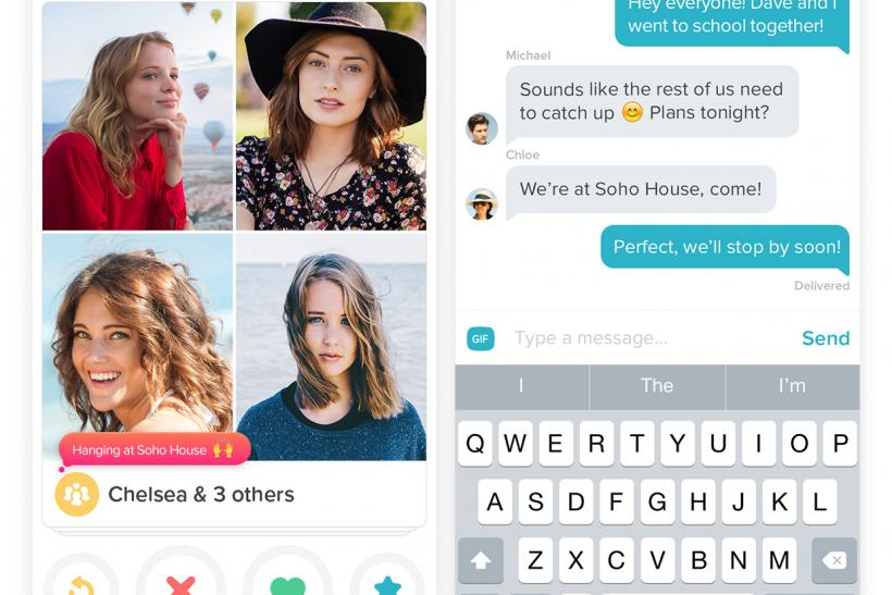 Get Ready To Go On Group Dates With Tinder Social