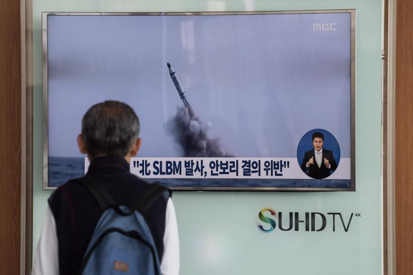 North Korea Musudan Missile Test
