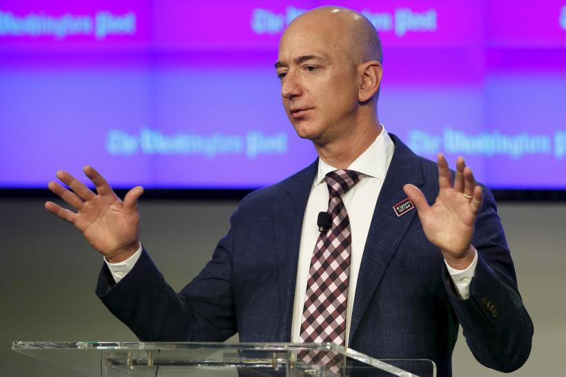 Jeff Bezos regained his spot as the world's fourth-richest person.