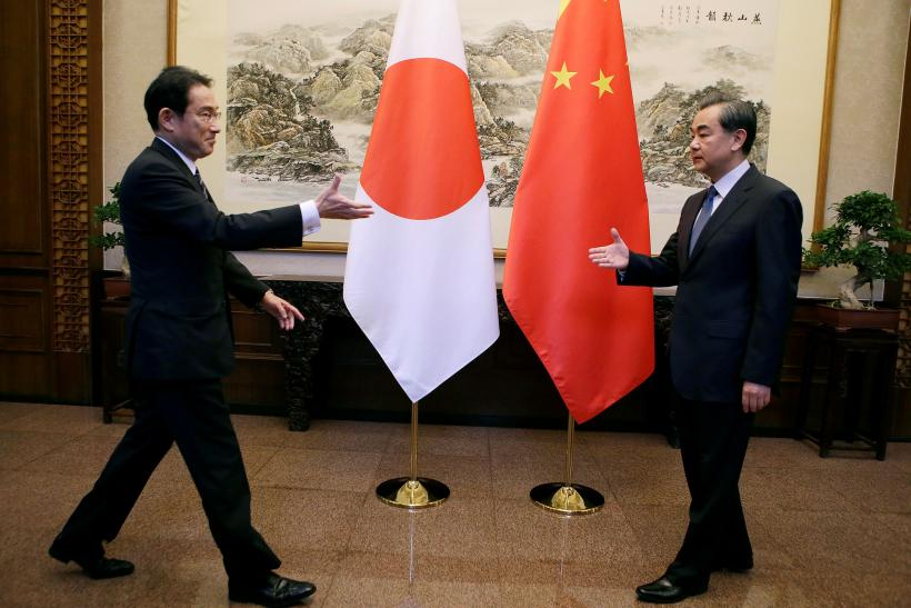 ChinaJapanForeignMinisters