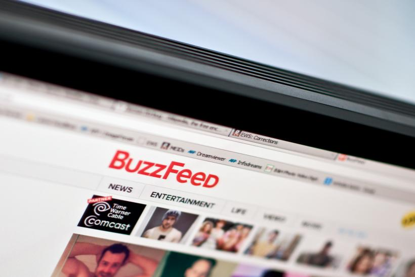 Buzzfeeds recipe for success has made it the king of food videos buzzfeed logo computer screen forumfinder Image collections
