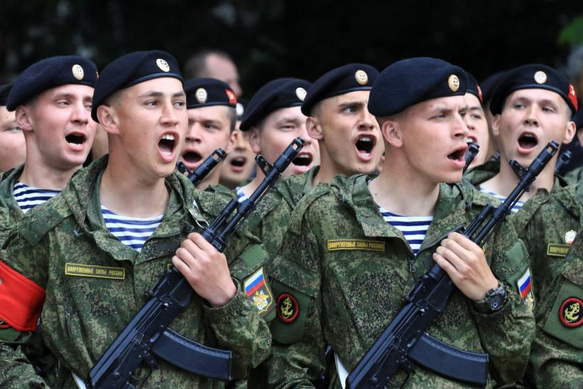 Russia Military