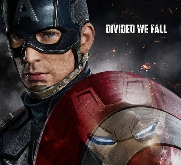 Captain America end credits
