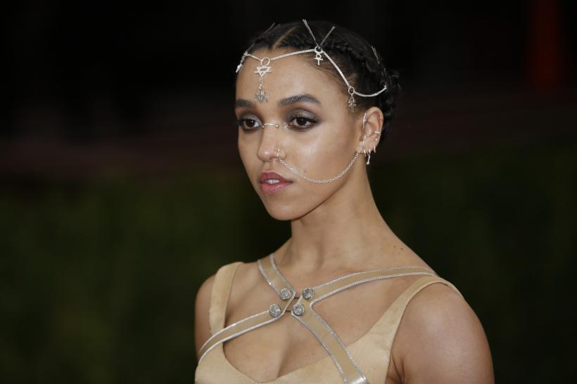 Singer-songwriter FKA Twigs