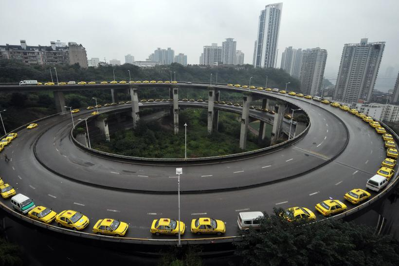 China Taxis