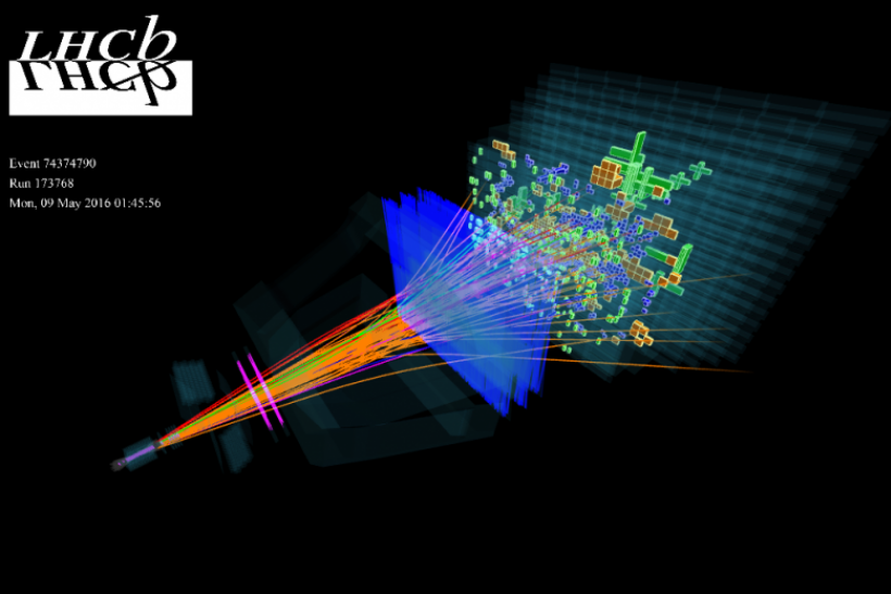 Matter-Antimatter Asymmetry: CERN's LHCb Experiment Detects Hints Of Charge-Parity Violation In Baryons