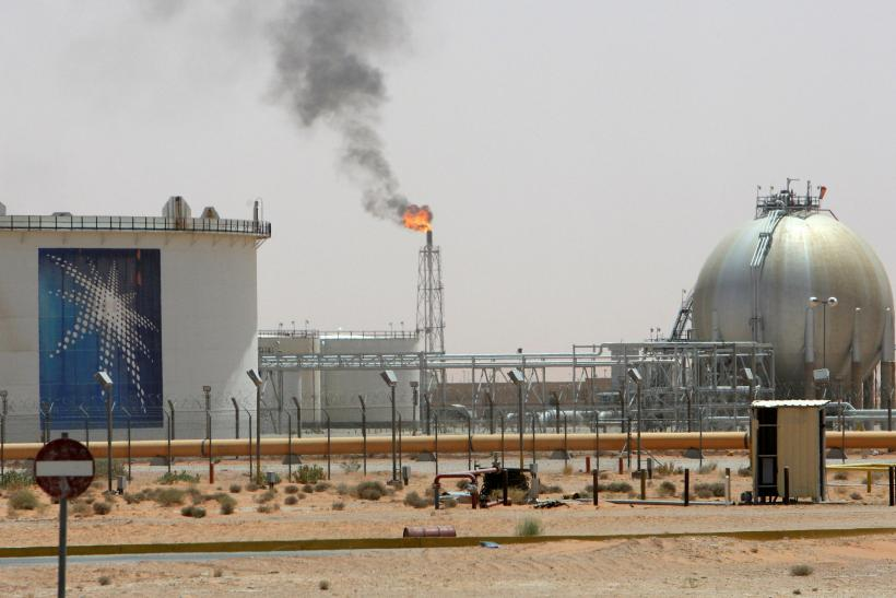 Moody's Investors Service downgraded Saudi Arabia's credit rating Saturday because of a decline in oil prices.