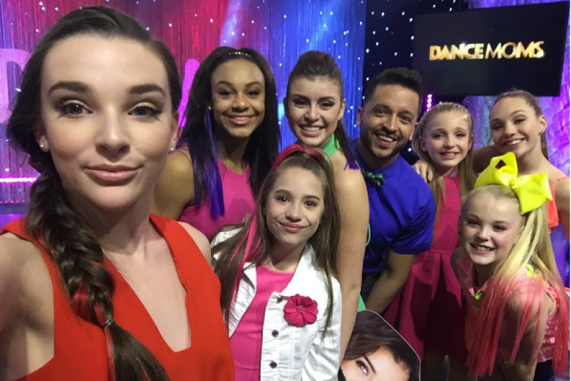 Dance Moms reunion