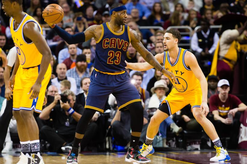 NBA Finals 2016 Betting Odds: Warriors, Cavs, Thunder And