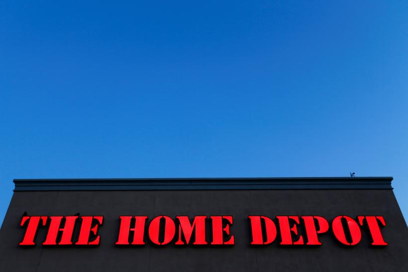 The Home Depot First Quarter