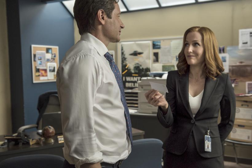 The X-Files Return