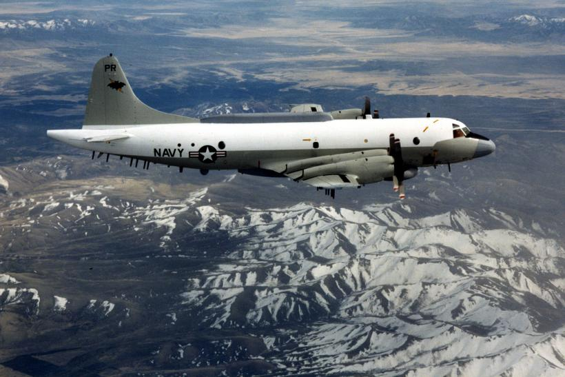 EP-3 Aircraft China Intercept