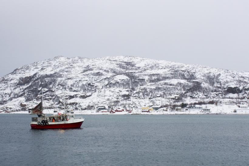 Norway Arctic Oil Drilling