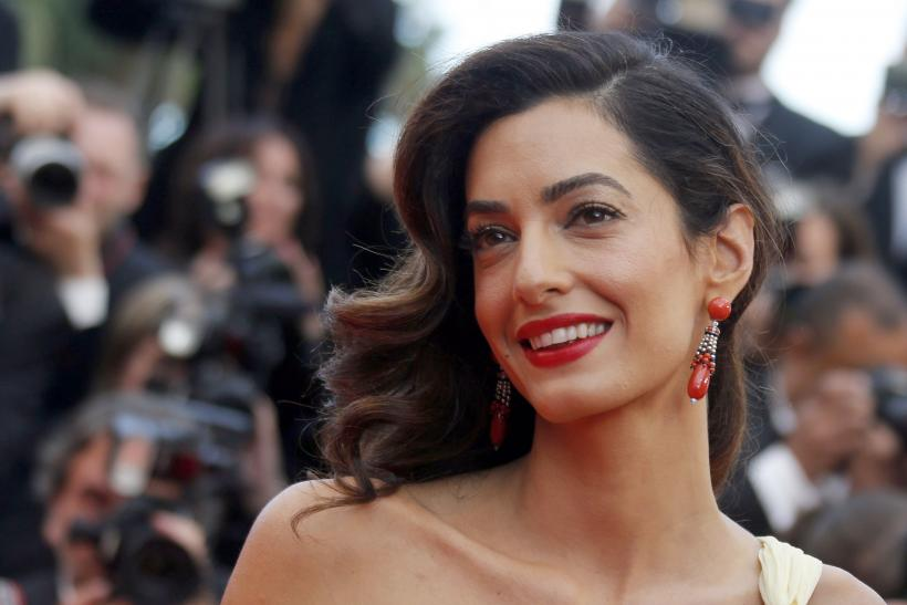 Amal Clooney to be keynote speaker at Texas Conference for Women