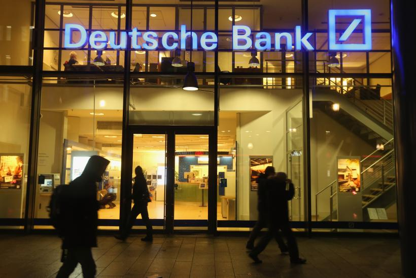 Deutsche Bank Audit
