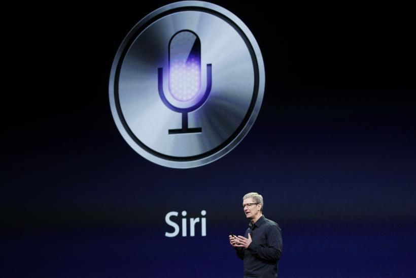 Siri on Dekstop Mac OS X 10