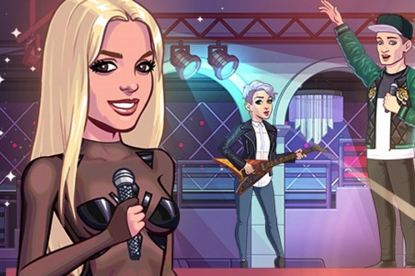 The Britney Spears Mobile Game: 'American Dream' Or Clicky Nightmare?
