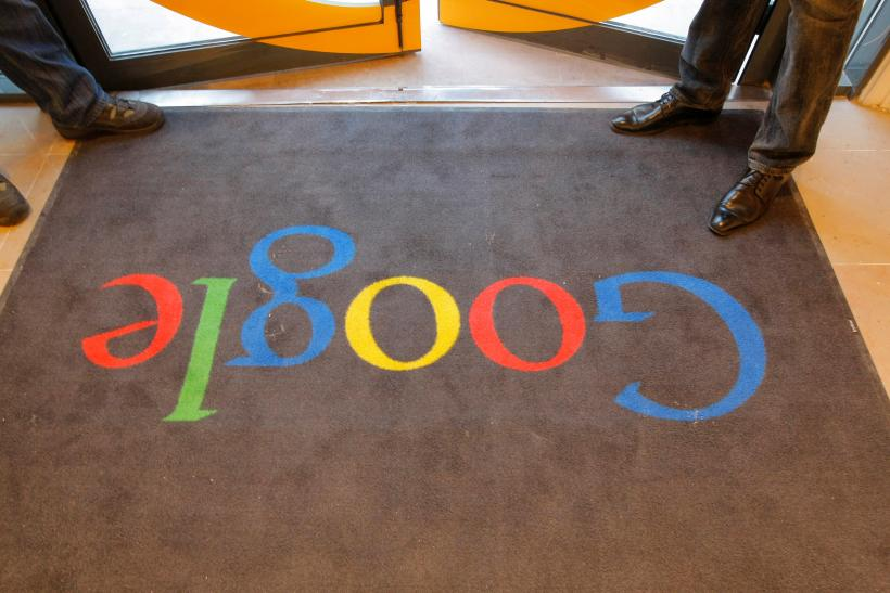 Google Paris Office Raid